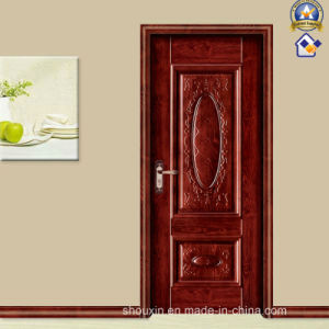 Amazing Design Single Leaf Exterior Home Door (SX-30-036) pictures & photos