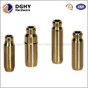 High Quality Customized CNC Machining Brass Metal Parts pictures & photos