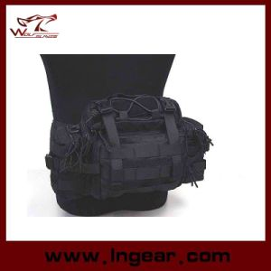 Tactical Assault Waist Bag Camera Bag for Airsoft pictures & photos