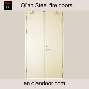 Double-Leaf Steel Fireproof Heat-Proof Door pictures & photos