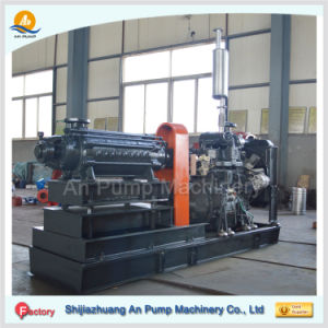 Centrifugal Horizontal Multistage Pump Diesel Engine pictures & photos