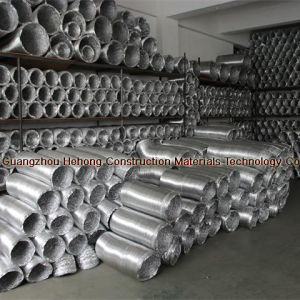 Flexible Aluminium PVC Flexible Duct pictures & photos