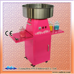 OEM Cotton Candy Machine with Cart pictures & photos