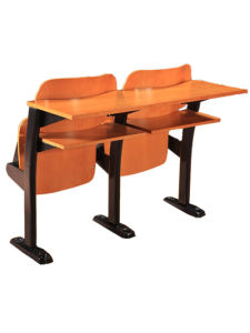 Cheaper 3 Seater Plywood Student Classroom School Furniture pictures & photos