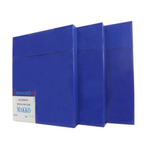 X-ray Film 14X14inch Blue Senstive pictures & photos