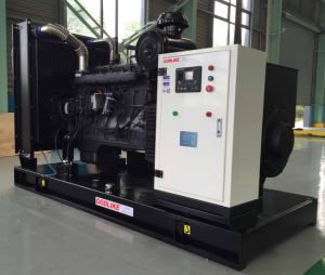 Famous Chinese Brand Shanghai Diesel Powered Generator Sets 250kVA/200kw Genset pictures & photos