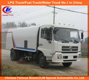 High Capacity Road Sweeper in Runway Sweeper Truck & Road Cleaner pictures & photos