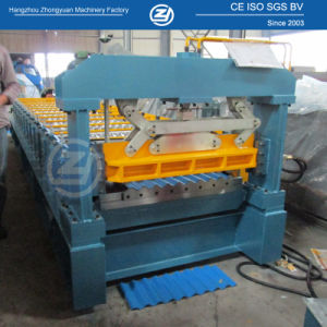 Water Proof Metal Roll Forming Machine pictures & photos