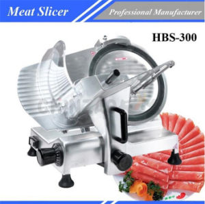 Meat Slicer Meat Processing Machine Food Machinery Hbs-300 pictures & photos