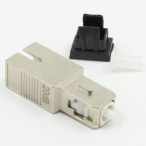 SC/PC Singlemode 0-25dB Fiber Optic Attenuator pictures & photos