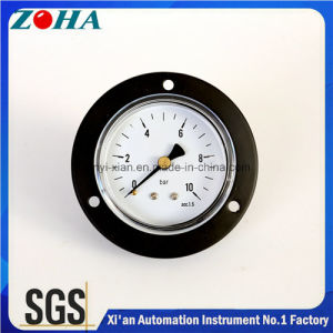 General Equipment Gauges with Flange Back Connection pictures & photos