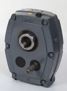Smr Shaft Mount Reducer Geared Motor Using in Crushing Machine Gear pictures & photos