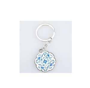 Custom Metal Flower Keychain, Key Ring (GZHY-KA-021) pictures & photos