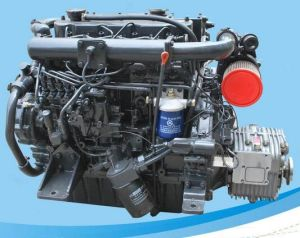 High Speed Marine Diesel Engine with Gearbox for Lifeboat 88HP pictures & photos