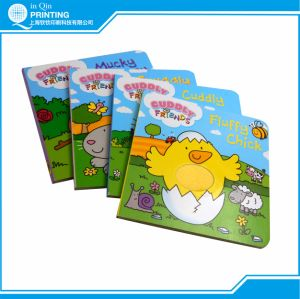 High Quality Child Board Book Printing in China pictures & photos