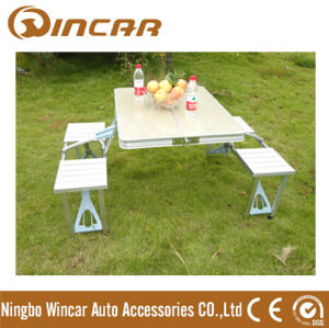 Outdoor Portable Picnic Aluminum Folding Camping Table
