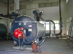 Standard 2300 Kw Gas/Oil/Dual Fuel Thermal Oil Heater pictures & photos