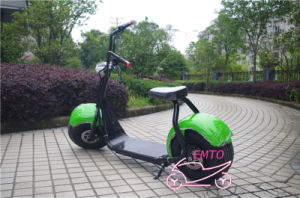 Fashion City Scooter for Office Lady Harley Scooter Electric Motorcycle pictures & photos