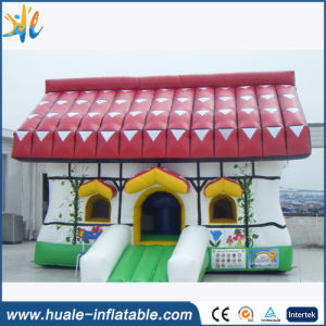 Lovely Cheap Inflatable Bouncy Castle, Bouncer for Kids pictures & photos