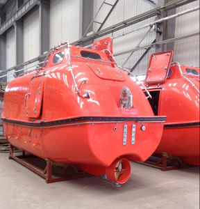 Totally Enclosed Marine Survival Craft Lifeboat pictures & photos