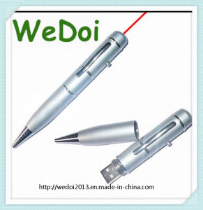 Hot Selling Pen USB Flash Disk with High Quality (WY-P16) pictures & photos