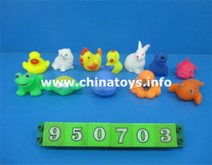 Cheap Promotional Gift Soft Plastic Animal Toy (950703) pictures & photos