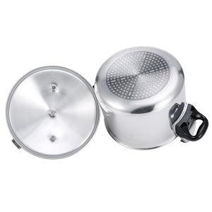 Fast Moving Home Appliance Aluminum Pressure Cooker in Russia 3L, 5L, 7L, 9L, 11L, 13L, 15L, 40L) pictures & photos