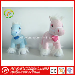 Cute Plush Soft Horse Toy for Baby Gift pictures & photos