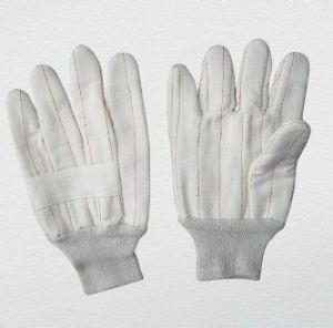 Hot Mill Heat Resistant 2 Layers′ Cotton Work Glove -2110 pictures & photos