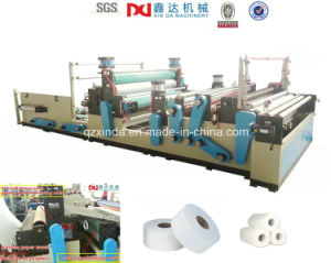 Rewinding Big Jumbo Roll Toilet Paper Machine pictures & photos
