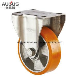 Stainless Steel 304 Series Caster -Aluminum PU