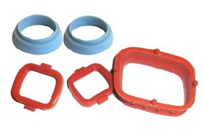 Equipment Performance Silicone Rubber Grommet