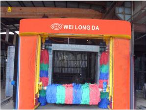 Wld-340g 3 Brush Gantry Type Reciprocating Car Wash Machine pictures & photos