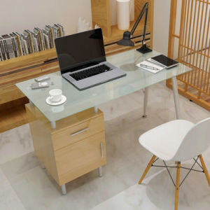 Modern Popular Home/Office Furniture Wooden Computer Desk (FS-CD037) pictures & photos