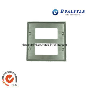 Good Quality Ss304 Faceplate for Wall Switch and HDMI pictures & photos