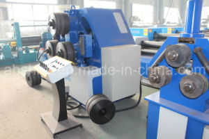 W24s-75 Completed Hydraulic Profile Bending Machine/Tube Bending Machine /Pipe Bender/Angle Bending Machine pictures & photos