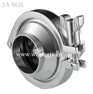 Weld End Sanitary Stainless Steel Check Valve pictures & photos