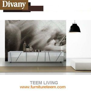 High Glossy Painting White Cabinet pictures & photos