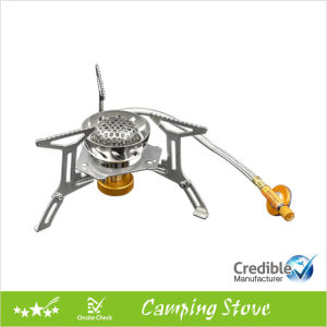 Wind-Proof Folding Camping Stove pictures & photos
