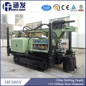 Hf300y Water Well Drilling Equipment, Crawler Type, Hydraulic System pictures & photos