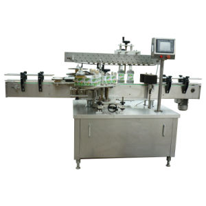 High Speed Square Bottle Self Adhesive Labeling Machine pictures & photos