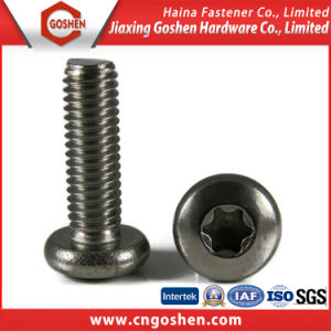 Stainless Steel Inner Plum Pan Head Machine Screw pictures & photos