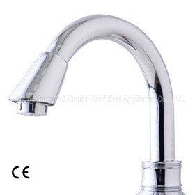 Kbl-6e-7 White Electric Instant Heating Faucet Basin Taps pictures & photos