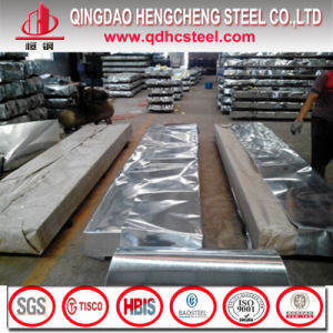 Colored Galvanized Corrugated Iron Roofing Sheet pictures & photos