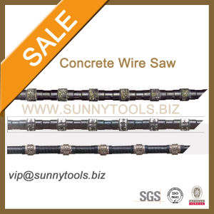 Diamond Wire Saw for Stone, Concrete Cutting (SN-11) pictures & photos
