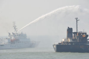 Solas Marine Containerized Fire Fighting System pictures & photos