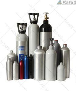 Aluminum CO2 Bottle Supplier pictures & photos