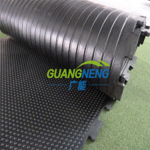 Cow Horse Anti-Slip Rubber Tiles, Interlocking Horse Stall Mats, Agriculture Rubber Matting, Animal Rubber Mat, Horse Rubber Mat pictures & photos