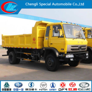 Dongfeng 4X2 10ton Dump Trucks for Sale pictures & photos