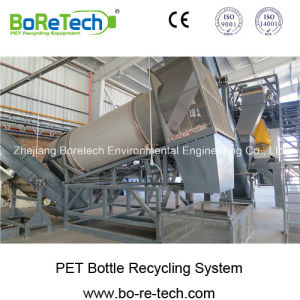 Waste Plastic Recycling Line/ Pet Scarps Washing Machine pictures & photos